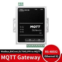MQTT шлюз сбора данных 4G модуль поддерживает Modbus, BACnet, DLT645, Mbus, PPI протокол