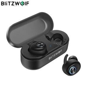 Image 1 - Blitzwolf BW FYE2 TWS Vero Senza Fili bluetooth 5.0 Auricolare Stereo Suono Bilaterale Chiamata Portatile Mini Sport Auricolari Auricolare