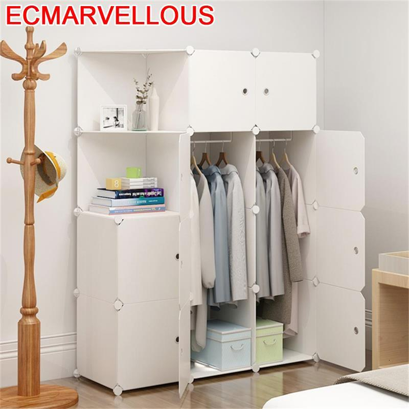 For Bedroom Penderie Meuble Rangement Armario De Almacenamiento Armadio Guardaroba Mueble font b Closet b font