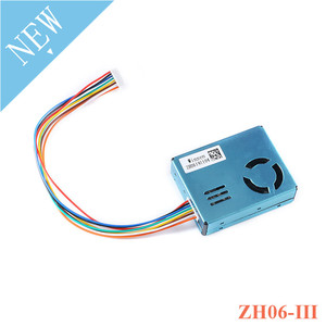 Image 4 - ZH06 PM2.5 Laser Dust Sensor Module ZH06 I/II/III/VI for Detection Air Quality Large Particles Laser Dust PM1.0 PM2.5 PM10