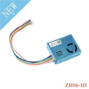 Image 4 - ZH06 PM2.5 レーザーホコリセンサモジュール ZH06 I/ii/iii/vi 検出空気品質大粒子レーザーダスト PM1.0 PM2.5 PM10