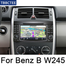 For Mercedes Benz B Class W245 2005~2011 NTG multimedia player HD Stereo Android Car DVD GPS Navi Map radio System System