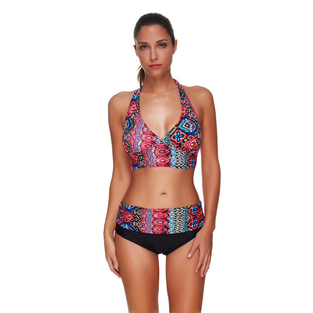 Bikini Women Swimwear Leopard Bikinis Sexy Biquini Swim Suit Push Up Swimsuit Female Beachwear Swimming Bikini Women