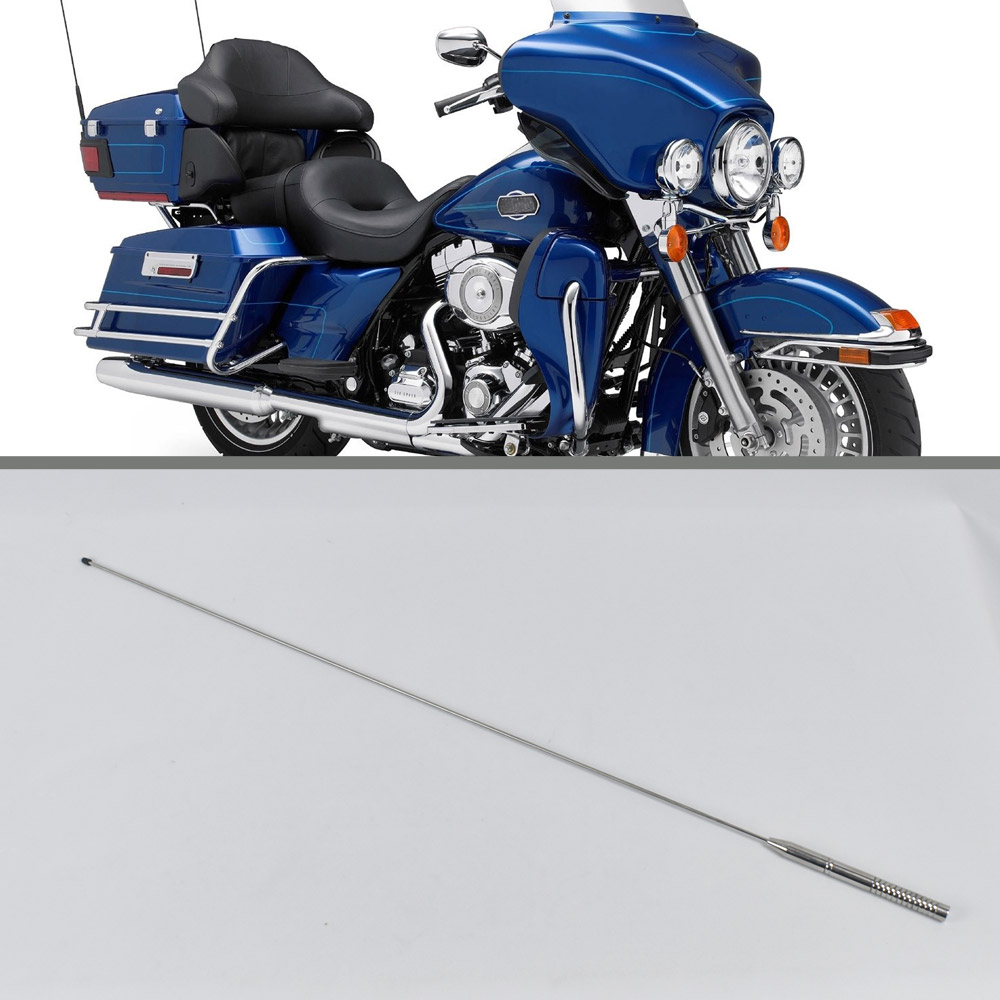 Motorcycle antenna signal line is suitable for Harley glidingMotorcycle Electronics Accessories   -