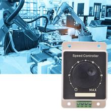 Hız kontrol cihazı AC Motor CCM96SK dc motor kontrolörü büyük güç su geçirmez Motor hız regülatörü 10 ~ 60V 20A motor