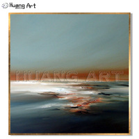 Special Oil Painting Artist Hand painted High Quality Oil Painting on Canvas for Deocr Modern Abstract Dark Color Oil Painting
