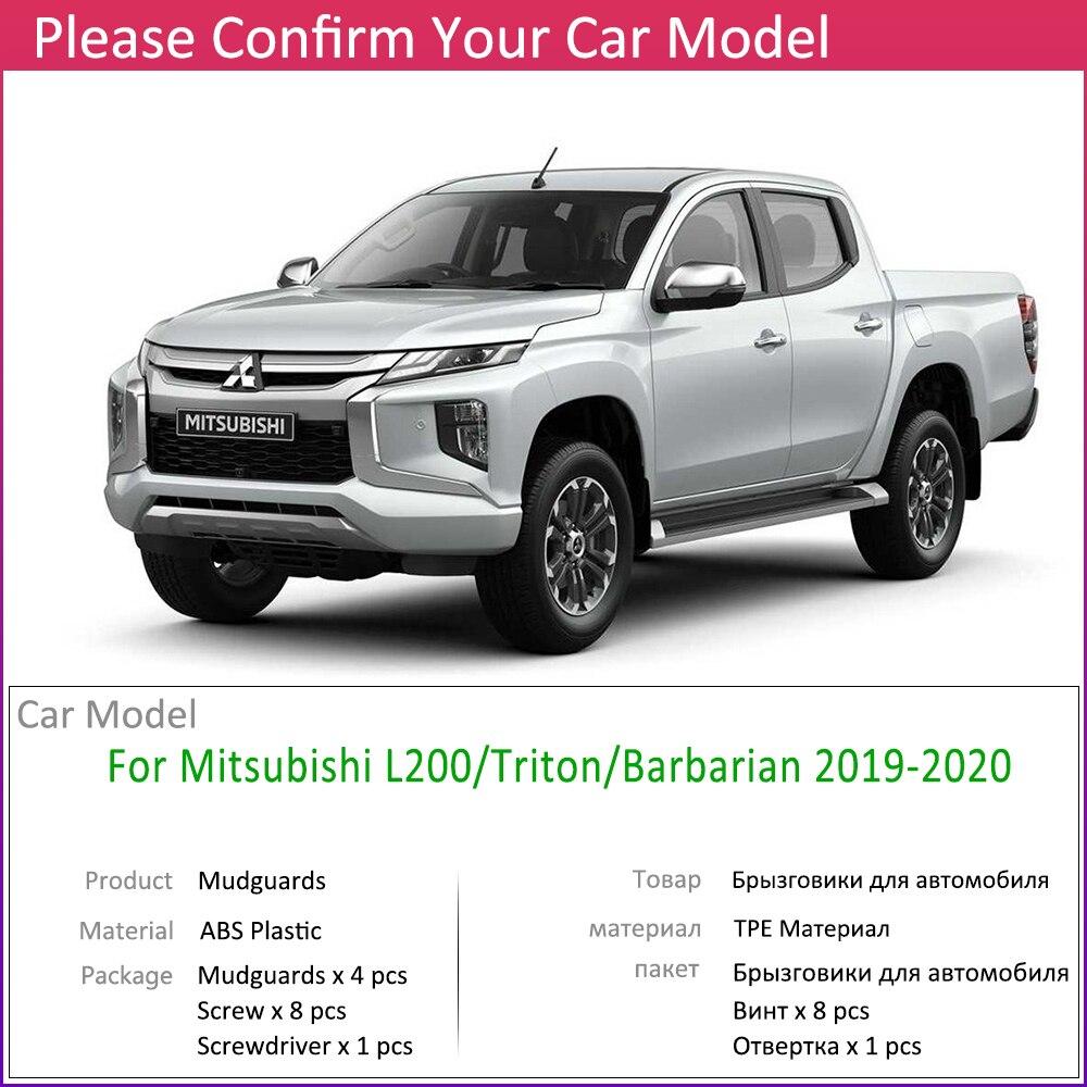 2020 Mitsubishi L200 Speed Test