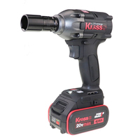 impact wrench KU270 cordless rechargeable wrench with 4.0 battery and charger