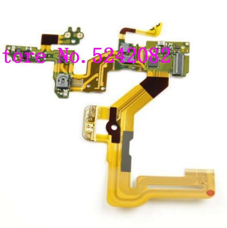 Nueva placa de Flash Cable flexible para SONY DSC-RX100M4/RX100 IV DSC-RX100M5/RX100 V M4 M5 Reparación de cámara Digital parte