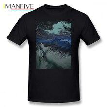 Panic At The Disco T Shirt I Write Sins Not Tragedies T-Shirt Men Cartoon Print Tee Short Sleeve Cotton Casual Shirts