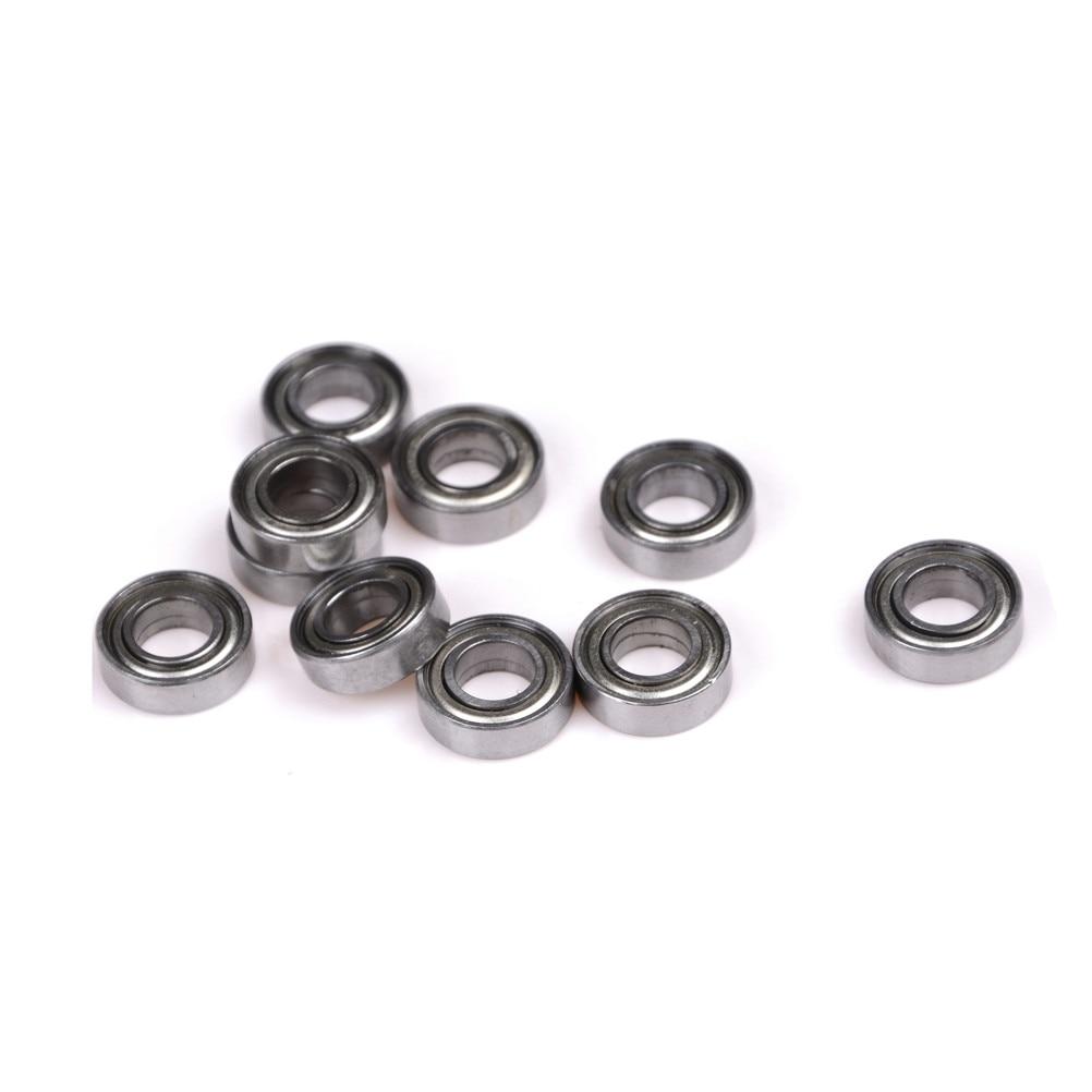 Hot! 10PCS 688ZZ Miniature Ball Bearings Metal Double Shielded Ball Bearings 8x16x5mm
