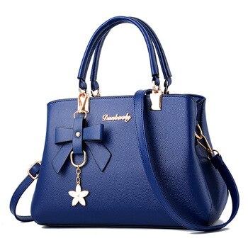 luxury handbags women bag sac main femme  clutch torebka handtassen dames side bags small for ladie  PU  Polyester  Satchels