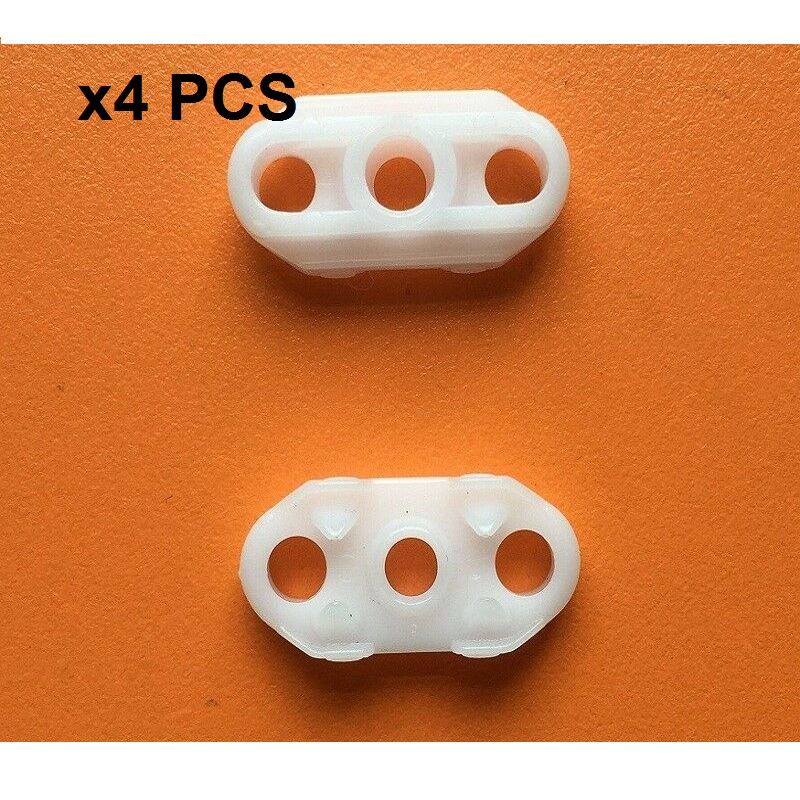 X4 Pcs Window REGULATOR REPAIR CLIP FRONT LEFT/ RIGHT FOR OPEL ASTRA G H Corsa Omega Vectra
