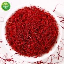 Saffron Crocus 1 г 3 г 5g 10 г 100% НАТУРАЛЬНЫЙ ШАФРАН натуральный высококачественный органический Чистый Бесплатная доставка
