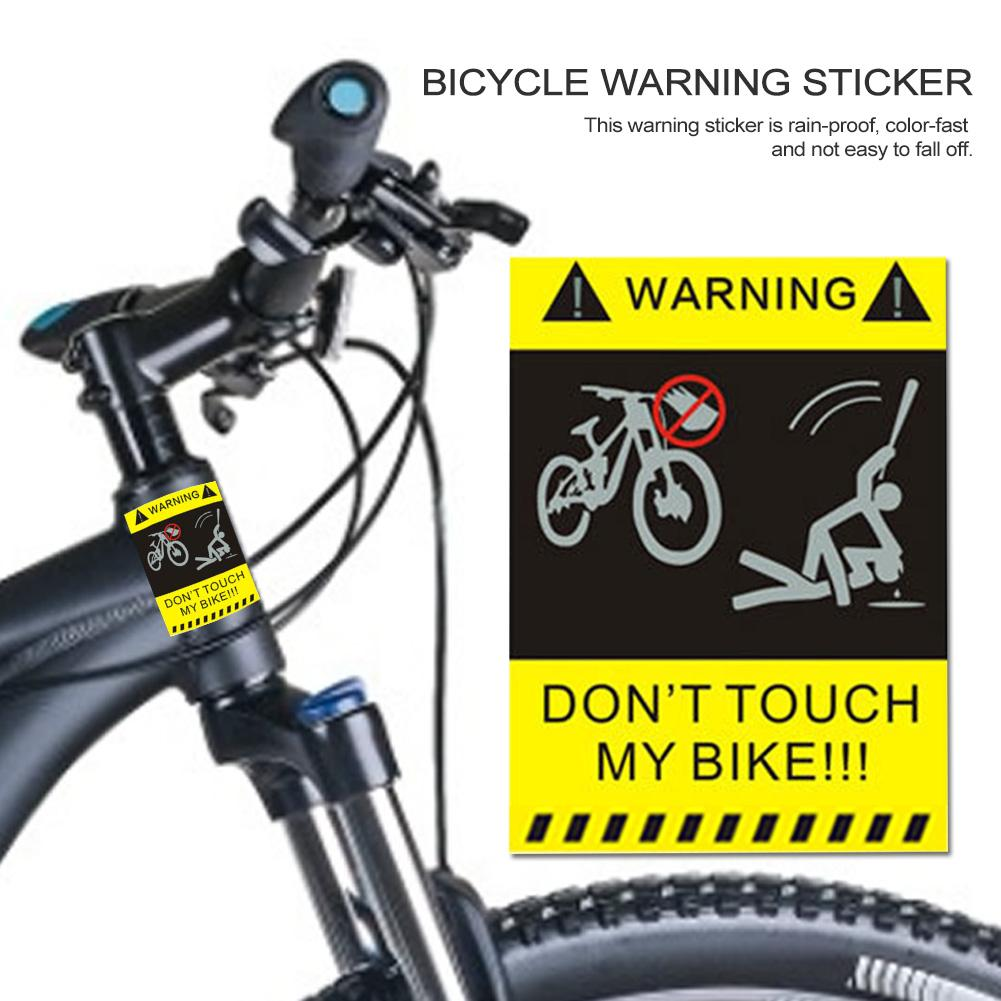 US Cycling Decals Bike Frame Sticker Bicycle Rack Anti Scratch Protector Decor