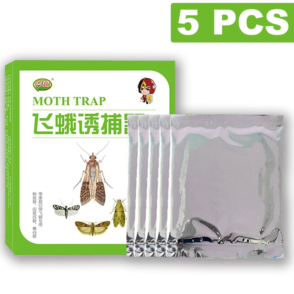 Premium Pantry Clothes Kitchen Food Moth Pheromone Attractant Moth Killer Pheromone Moth Trap