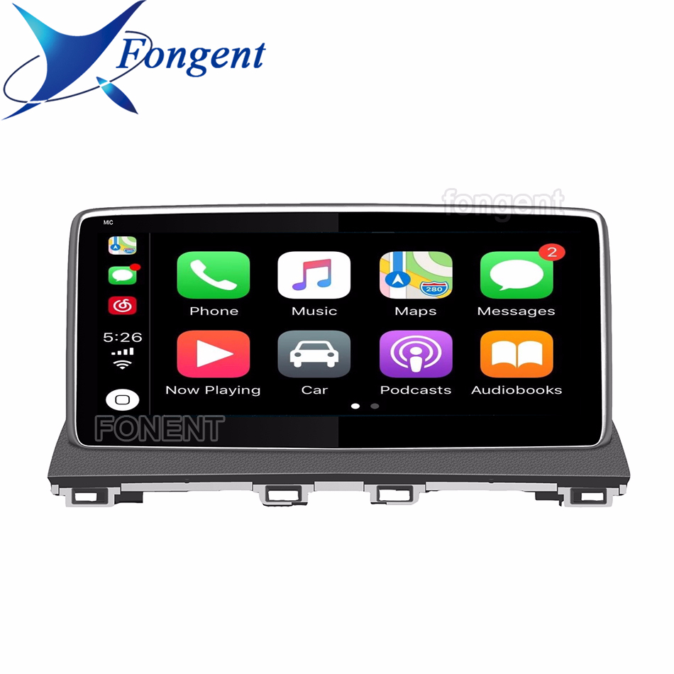 For Mazda 3 Axela 2014 2015 2016 2017 Car Gps Radio Dsp Carplay 10.25Ips Screen for Mazda3 Vehicle Android Multimedia Player image