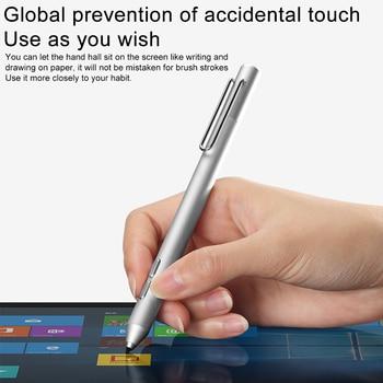 Lápiz para Surface Pro 3 4 5 5 5 6 6 7 superficie ir portátil superficie serie activo Stylus Pen para superficie de Microsoft
