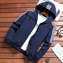 Zip Up Men Baseball Bomber Jacket RK