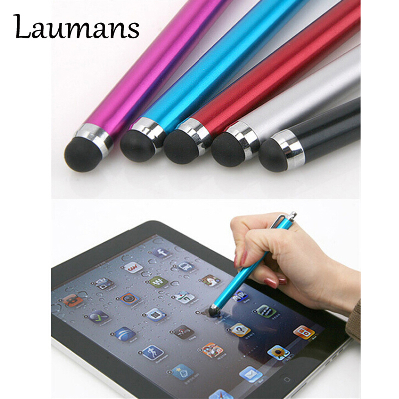 Laumans 2 pcs/lot hot Selling Universal Mobile Phone Stylus Capacitive Stylus Touch Screen Pen for Tablet PC Pad for iPhone