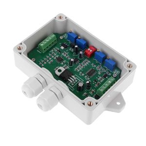 Image 5 - AMPLIFICADOR DE célula 24V DC 12V 4 20mA, transmisor de peso, Sensor de carga, amplificador, transductor de célula de carga, venta al por mayor y Dropship