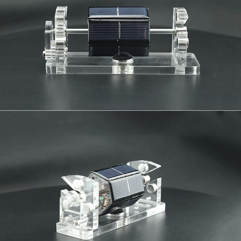 Suspensão magnética motores solares física científica brinquedos presentes científicos