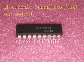 цена на Free Shipping 10pcs/lots MCZ3001D MCZ3001DB MCZ3001DA DIP-18 IC In stock!