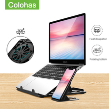 360° Rotating Laptop Stand Height Adjustable Holder For Macbook Pro Air Notebook Stand
