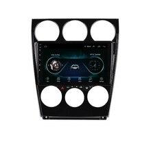 """"""" 4G LTE Android 8,1 для Mazda 6 2002 2003 2004 2005 2006 2007 2008 мультимедиа автомобильный dvd-плеер навигация gps радио"""