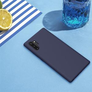 Image 3 - לסמסונג גלקסי הערה 10 10 + בתוספת Samsung Galaxy Note 10 10 + Plus Pro 5G בחזרה תמיכה אלחוטי טעינה NILLKIN להגמיש טהור מקרה רך סיליקון גומי