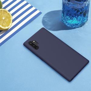 Image 3 - 삼성 갤럭시 노트 Samsung Galaxy Note 10 10 + Plus Pro 5G 플러스 5g 케이스 백 커버 지원 무선 충전 nillkin 플렉스 퓨어 케이스 소프트 실리콘 고무
