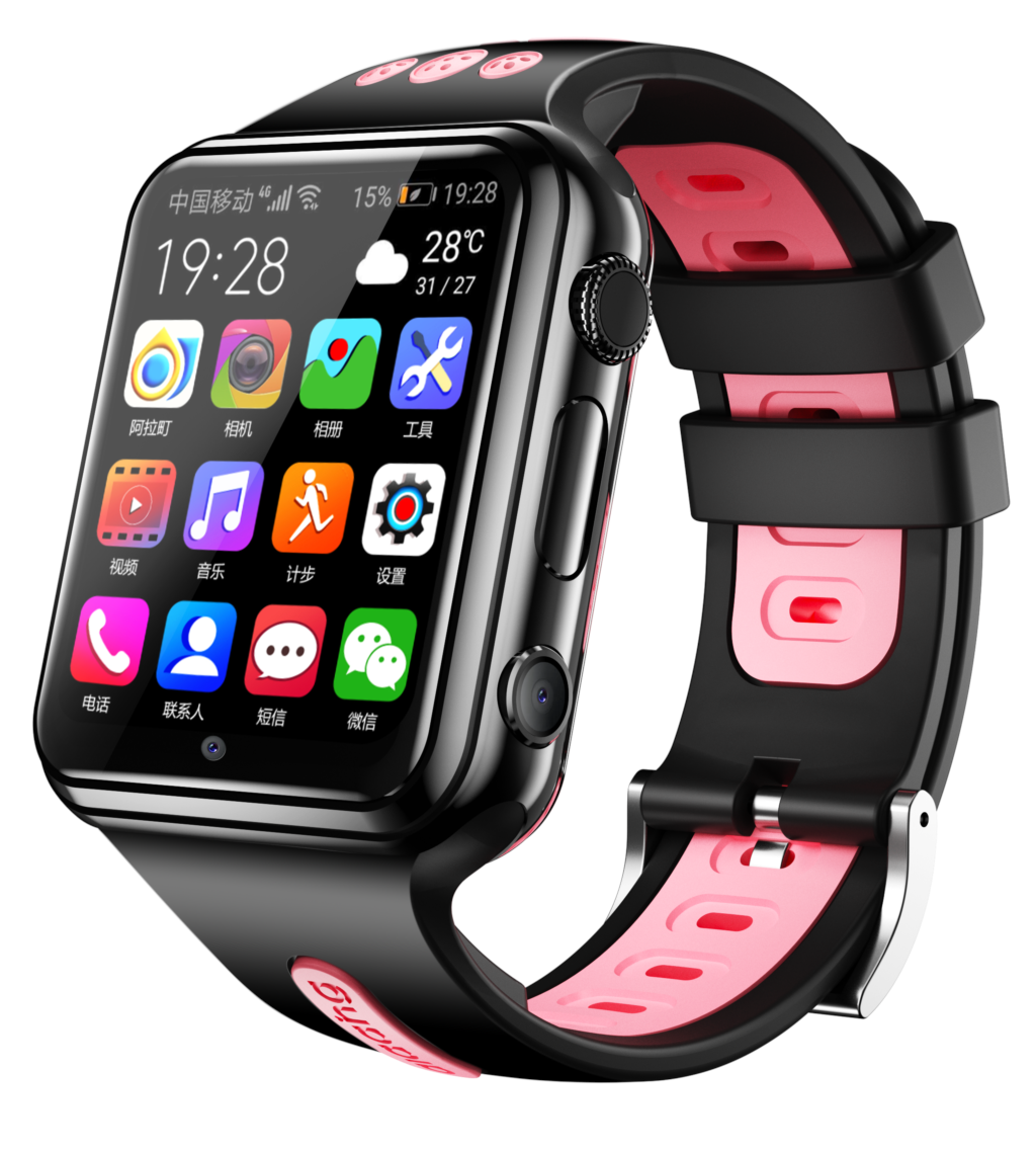 696 H1/W5 4G GPS Wifi location Student/Kids Smart Watch Phone android system clock app install Bluetooth Smartwatch 4G SIM Card