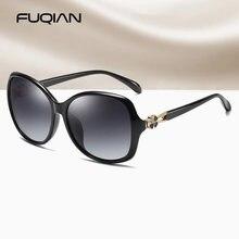 Солнцезащитные очки fuqian поляризационные для мужчин и женщин