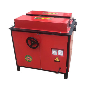380V steel descaling electric steel plate steel pipe grinding machine angle iron channel steel square tube polishing machine