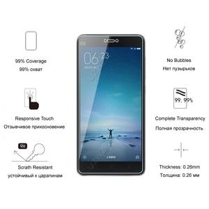 Image 3 - Dla Xiaomi Mi 4i Mi 4C Premium 2.5D 0.26mm szkło hartowane Screen Protector dla Xiaomi Mi4i Mi4c Mi 4C szkło ochronne