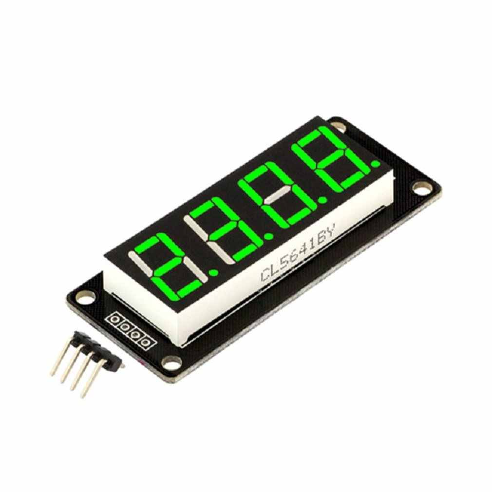 0.56 ''Inch TM1637 4Bit Digitale Led 7Segment Klok Tube Display Voor Arduino