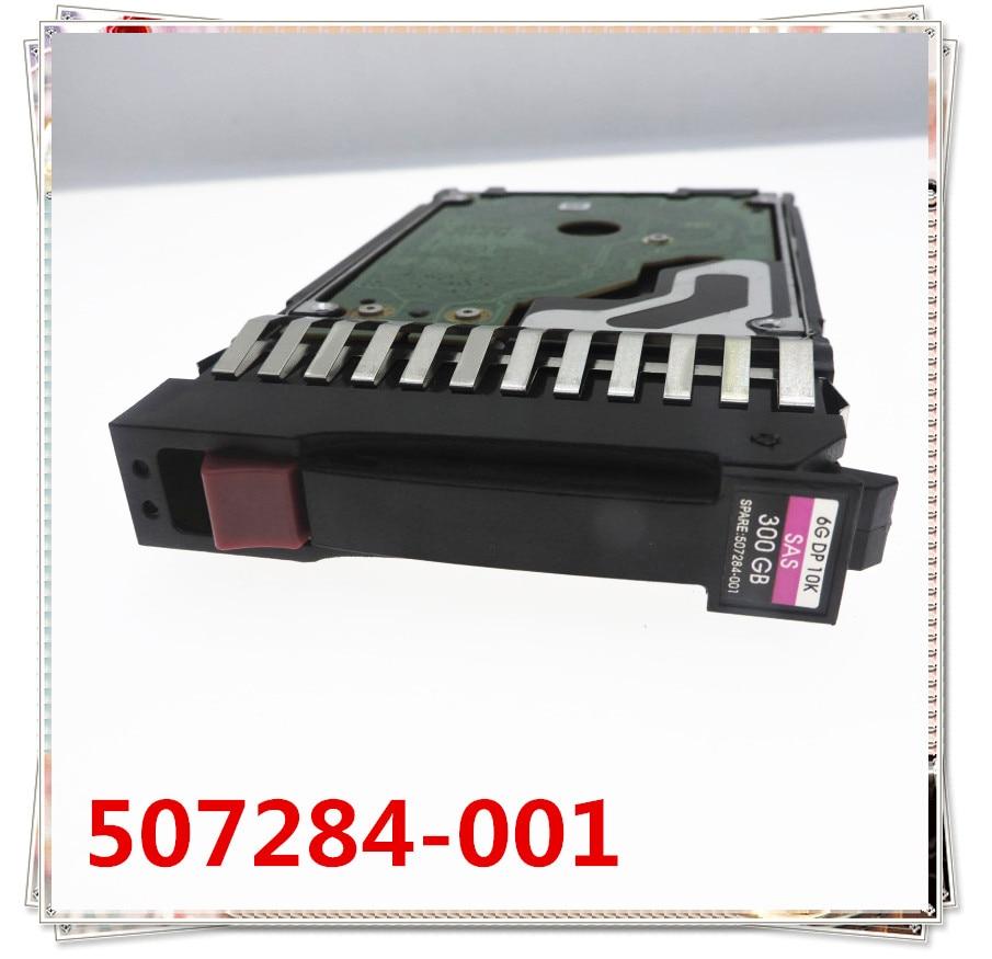 חדש עבור 507284 001 507119 004 507129 004 300G 10K SAS 2.5inch|מטענים|   -