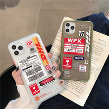 Hot Sale DHL Express Ponsel Case untuk Xiaomi Mi 10 CC9E A3 9 Lite Redmi Note 8 7 Pro Mi catatan 10 9T Redmi K30 K20 Pro Hard(China)
