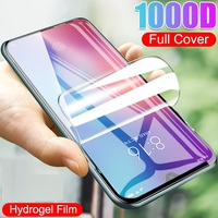 Für Xiaomi Mi 6 8 9 SE Hinweis 2 3 Weiche Volle Abdeckung Hydrogel Film Für Xaiomi Mi Max 2 3 Mix 2S Screen Protector kein Glas Film