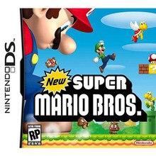Nuovo Super Mario Bros rinnovato 3DS NDSi DSi NDSL DSL DS NDS lingua inglese Usa cartuccia Video Console gioco di carte giocattoli per bambini adulti