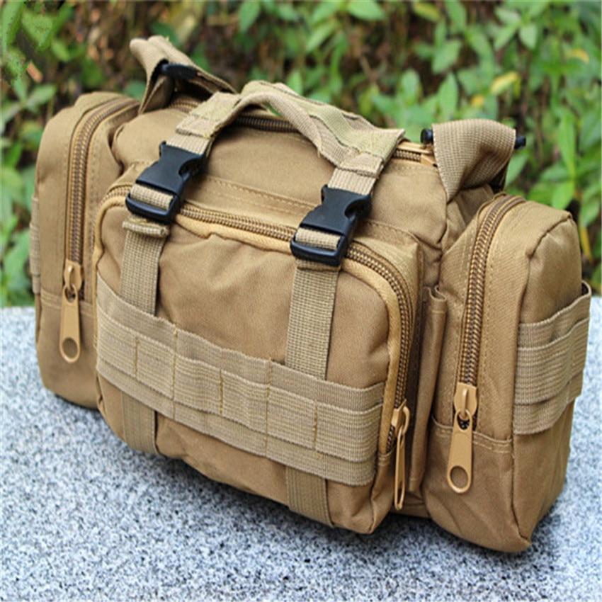 Камуфляжная сумка Военная поясная сумка Холщовая Сумка для камеры на одно плечо сумка мессенджер 641456