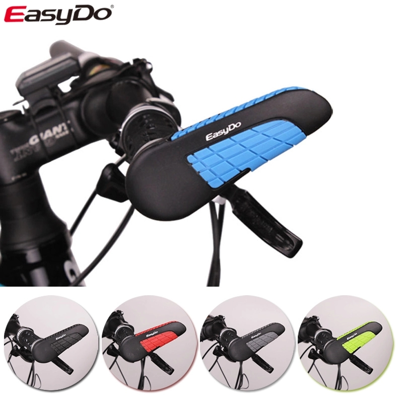 EasyDo Bicycle Bar End Bike Grip Ergonomic Parent Design Durable Comfortable Anti-slip Suitable For MTB Bike Bicycle Bar End