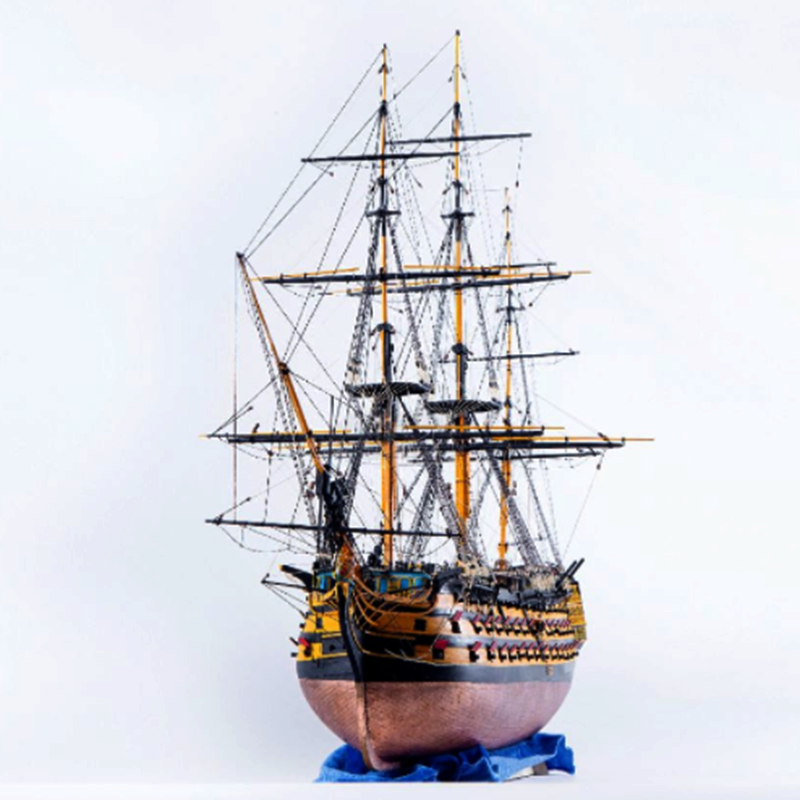 1/96 Standard Edition Sailboat Model Kit Wooden Model Kit Model Boat