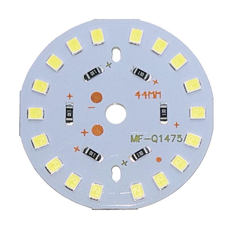 5PCS A Lot DC12V LED 2835 SMD Chip LED Bulb Lamp 3W 6W 9W 12W 15W 18W Brightness Light Board For Led Bulb Led Downlight