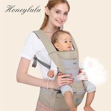 Honeylulu Baby Carrier Four Seasons Sling For Newborns Multifunctional Kangaroo Ergonomic Backpack Ergoryukzak Hipseat