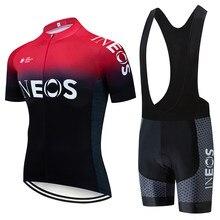 TEAM Special ineos-Camiseta de ciclismo para hombre, pantalones cortos 20D para bicicleta de montaña, camisetas de secado rápido, Culotte, Maillot, 2021