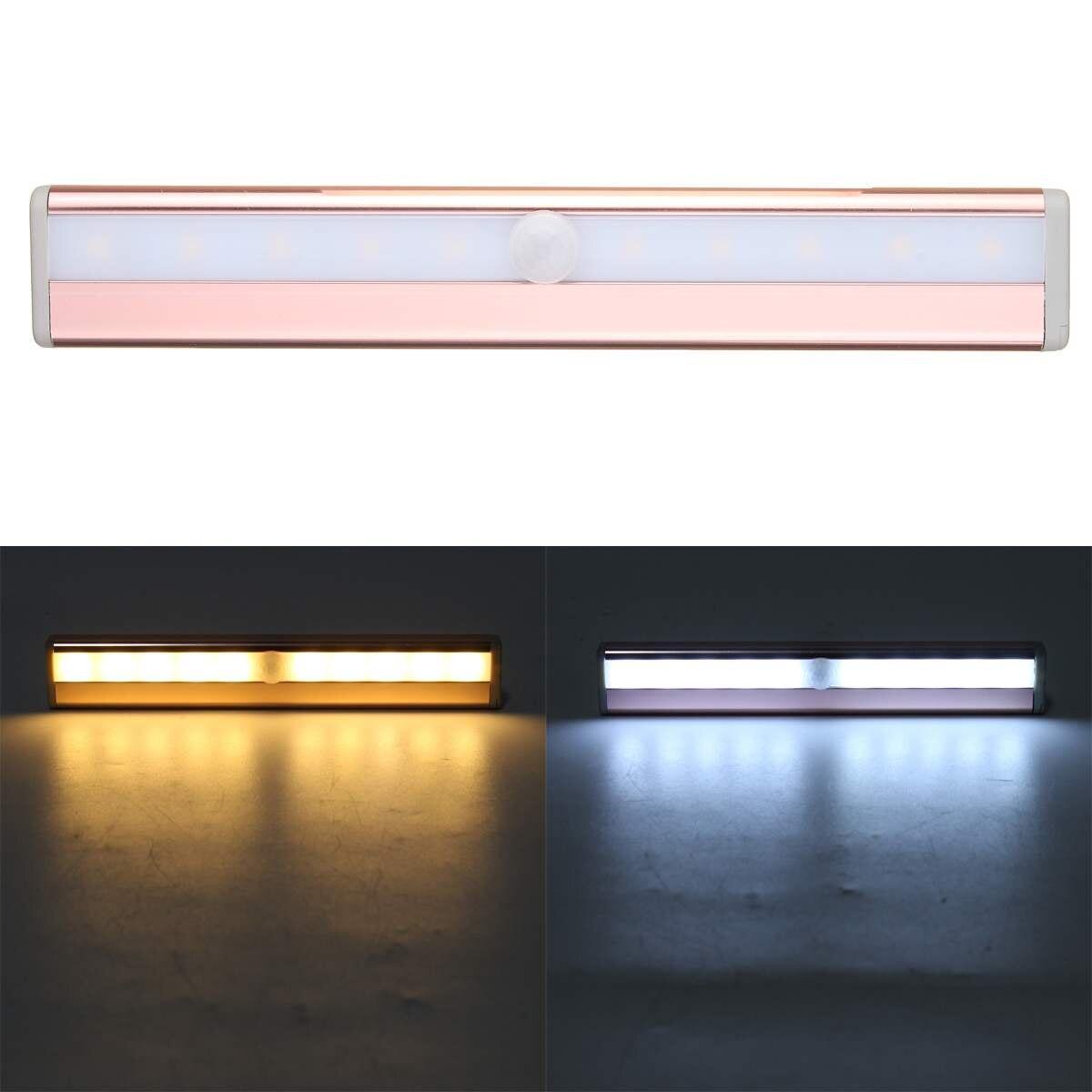 Wireless Motion Sensor Lamp Light
