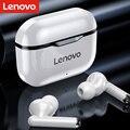 Lenovo LivePods LP1 BT 5,0 Kopfhörer TWS Stereo Kopfhörer mit Touch Control TWS Headsets mit Noise Reduction mit Mic Headset