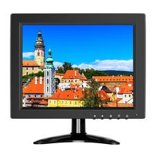 Eyoyo 10 inch Security CCTV Monitor Small Portable HDMI LCD Monitor IPS HD 1024x768  BNC HDMI VGA AV Input PC Raspberry Pi Game 12 1 inch widescreen high resolution hd ips lcd hdmi hdmi vga av interface monitor monitor