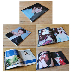 Image 5 - Wei WuXian Lan WangJi Photoอัลบั้มCHEN QING LING UNTAMED Photobook Xiao Zhan Wang YiboแฟนคอลเลกชันของขวัญDropการจัดส่ง